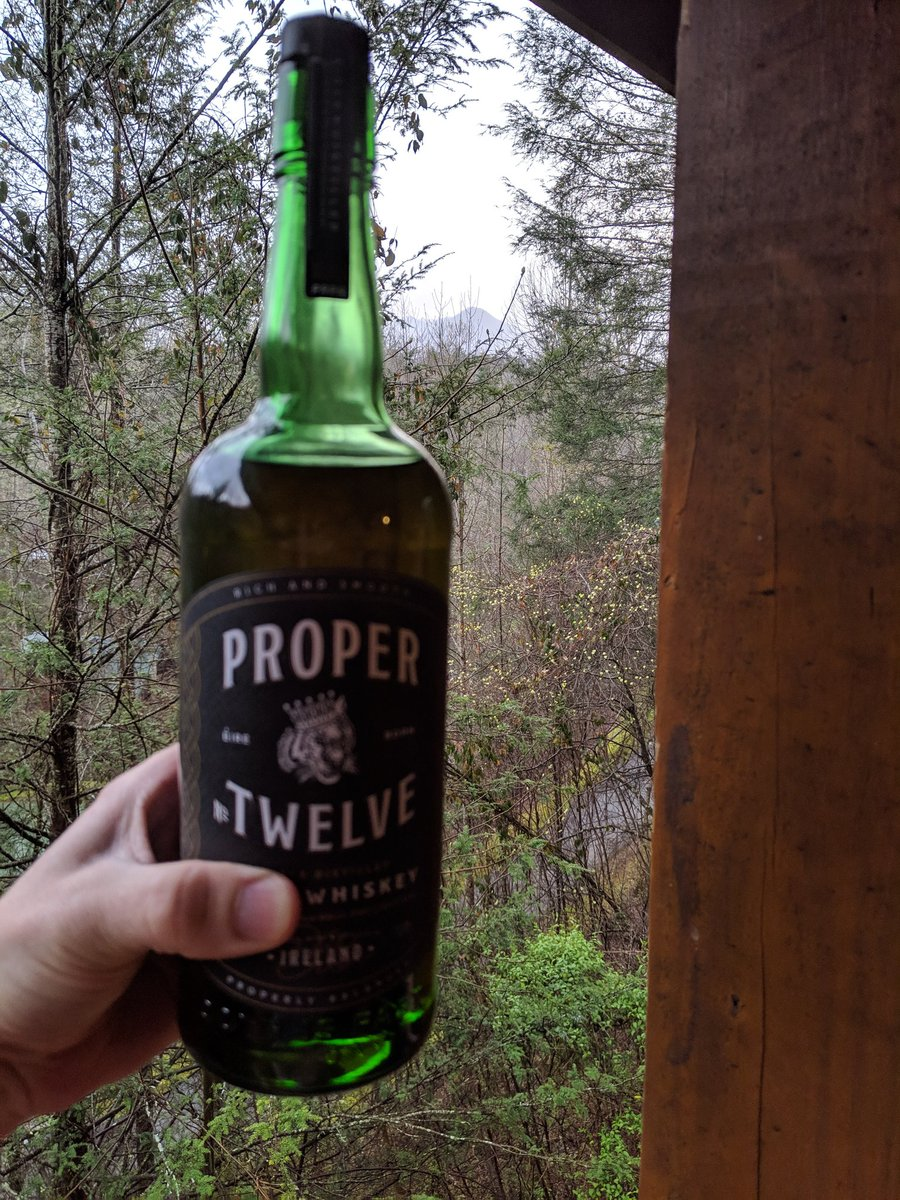 RT @thejermball: @TheNotoriousMMA @ProperWhiskey a little whiskey in the Smokey mountains https://t.co/DuGiIC9tgO