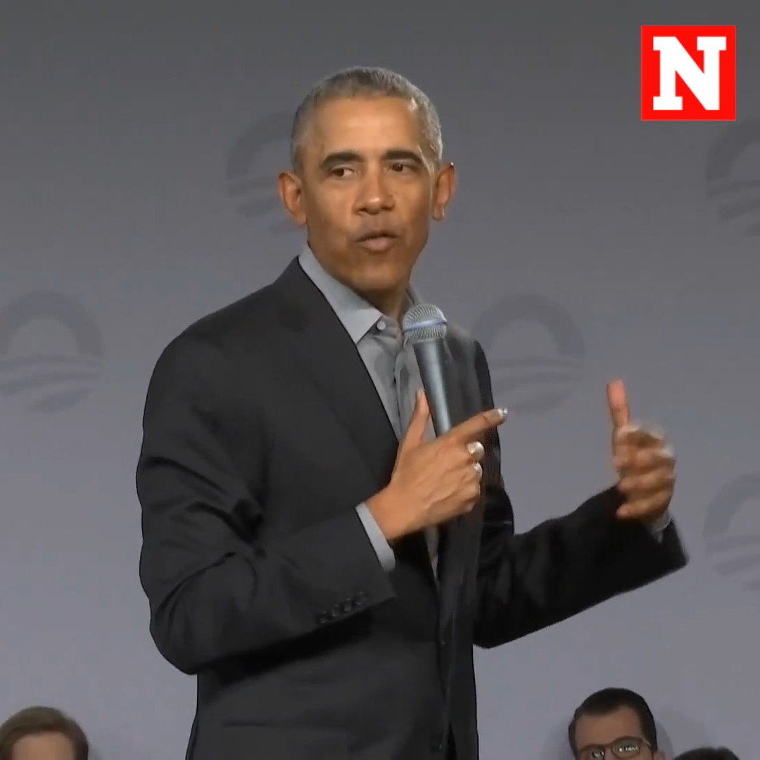 "Barack Obama warns Democrats against ""circular firing squad"" weakening progressive allies"