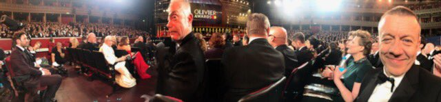 Sorry Daldry! @OlivierAwards https://t.co/w1jIQbrqch