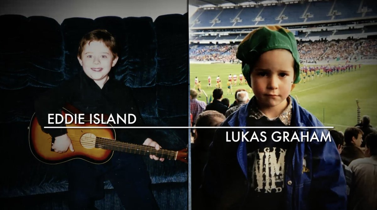 Once @lukasgraham and #EddieIsland were seven years old and so precious. ????????#AmericanIdol https://t.co/ednjvGuHRZ