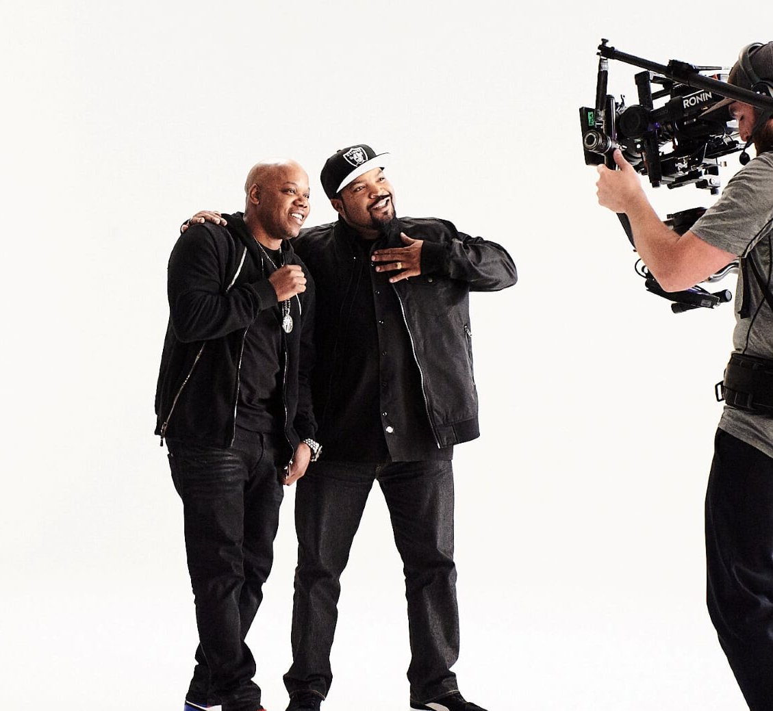 This video was a blast to make with @TooShort.  https://t.co/3YrnLQpUhq https://t.co/fbdGmOGA9K