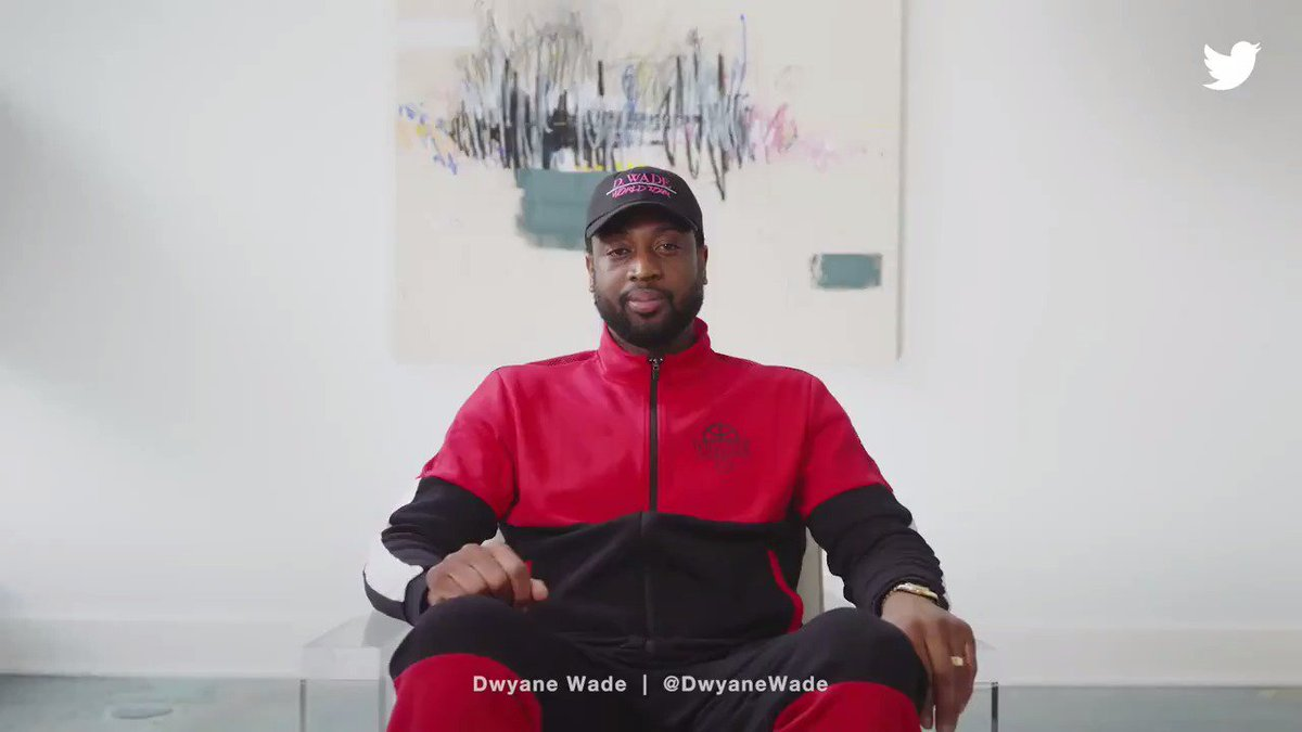 RT @TwitterSports: The passion, the game, the Tweets.  Thank you @DwyaneWade! #OneLastDance #NBATwitter https://t.co/Wz7K0svaly