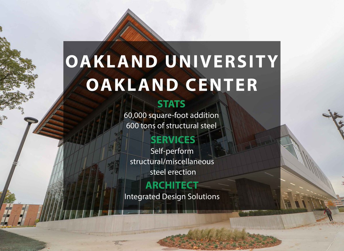 test Twitter Media - A look into the Oakland University Oakland Center Project! Click the link for more details https://t.co/0eZEdSJGN4 https://t.co/TxO4d2Y2yx
