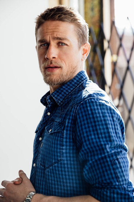 Happy Birthday To Charlie Hunnam!