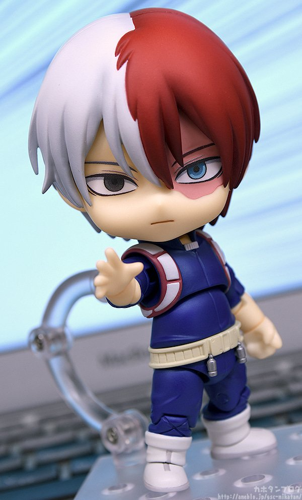 "test Twitter Media - Kahotan takes a look at Nendoroid Shoto Todoroki: Hero's Edition from ""My Hero Academia""! Available for preorder from TOMORROW! Two other MHA Nendoroids will also be available for preorder as rereleases!   More Info: https://t.co/3bCyFyR1hU  #mha #bnha #myheroacademia #nendoroid https://t.co/mDLx6rG1nU"