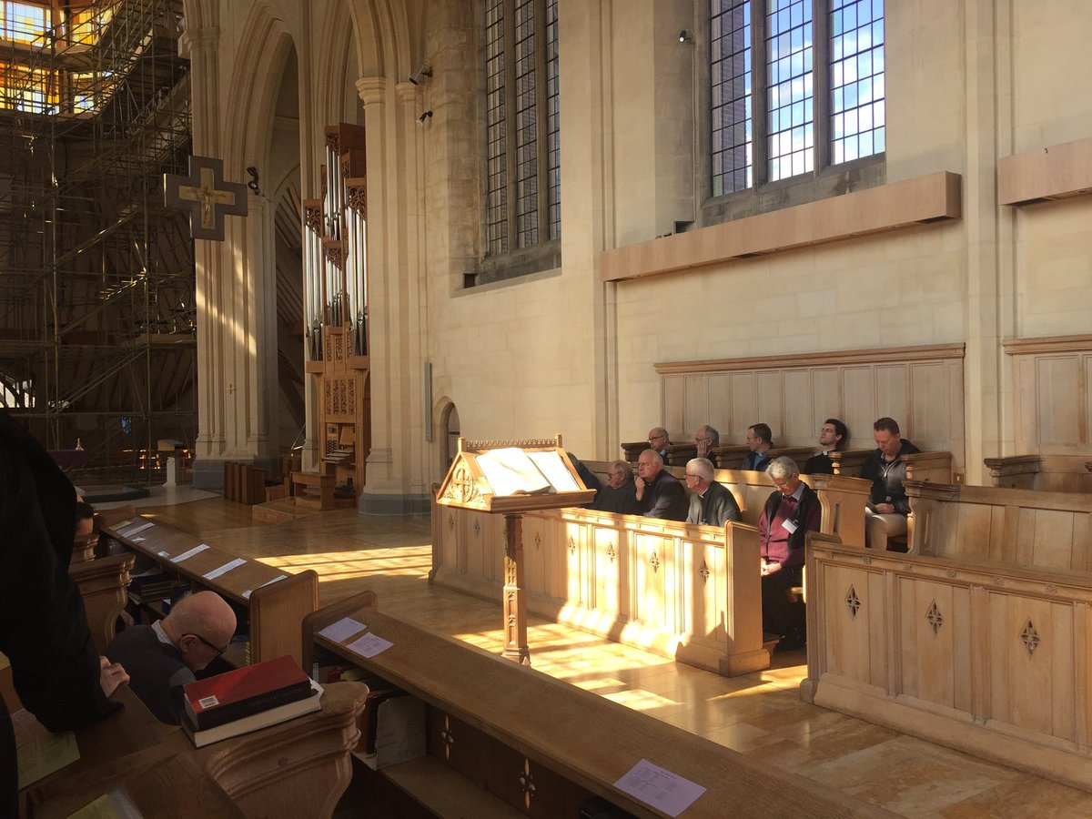 test Twitter Media - I'm at a clergy Lent Day of Prayer today at Douai Abbey. It's being led by Redemptorist  Fr Denis McBride who is giving an excellent presentation on the Book of Jonah, a great prophet for Lent. https://t.co/LgMgpfkkRg