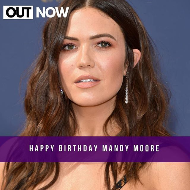Happy birthday, Mandy Moore What is your favorite song from her?