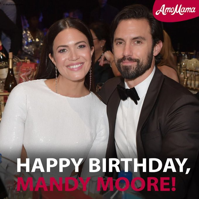Happy Birthday, Mandy Moore! Find out if she is really dating her \This is Us\ co-star