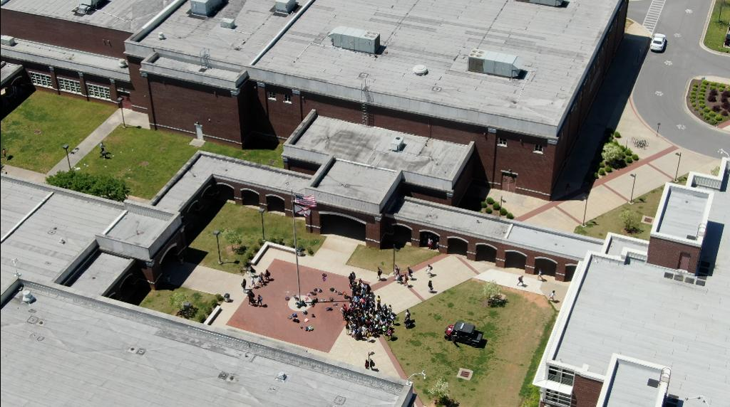 test Twitter Media - Huntsville High School students stage walk-out in honor of classmate's death https://t.co/iHsDxVpi4w https://t.co/GrIfc5GUVW