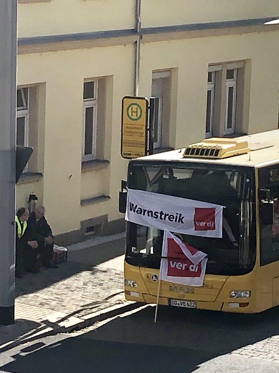 #Warnstreik #Dresden #Verdi #dd2504 https://t.co/J0MRBItoCe