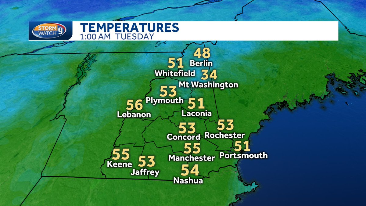 test Twitter Media - Current  temperatures around NH.  Here's a link to the 7-day forecast: https://t.co/VDs4YyYUxg #wmur https://t.co/MuwNfScD8b
