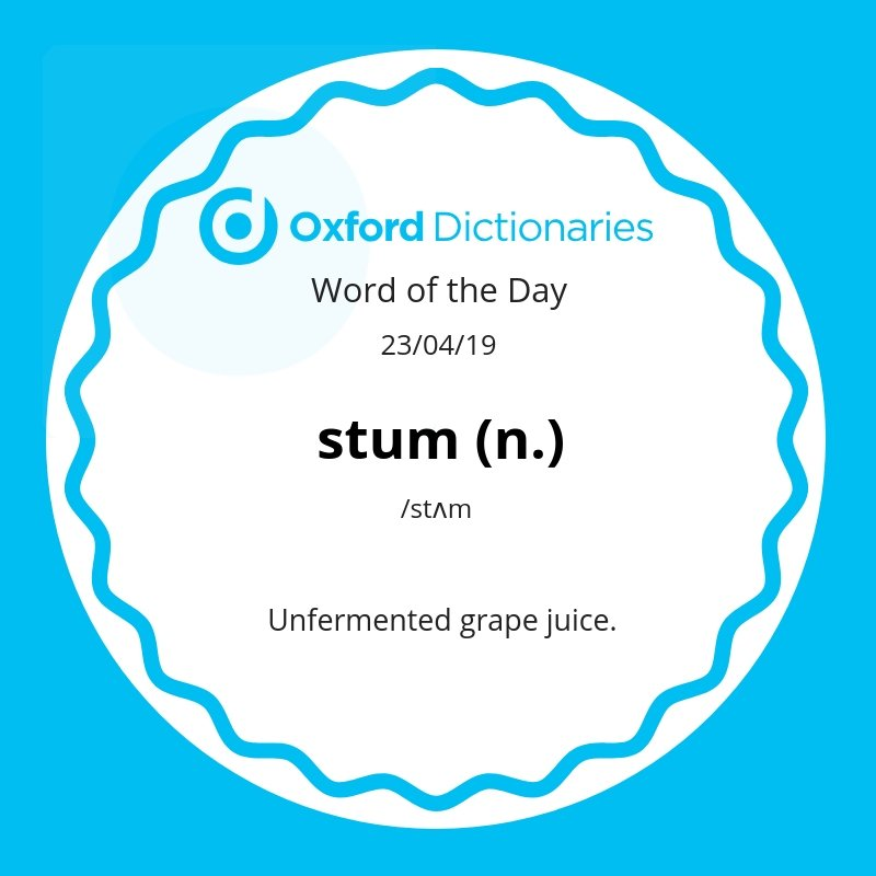 test Twitter Media - Word of the Day: stum  https://t.co/y5oveeNyde https://t.co/hmkVoc3jKe