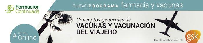 """test Twitter Media - El proper 20 de maig comença la formació online sobre """"Conceptes generals de vacunes i vacunació del viatger"""" organitzat pel Consejo General. Informa-te'n aquí! https://t.co/5RfRcQGAgu @Portalfarma https://t.co/ATY2r7zzVF"""