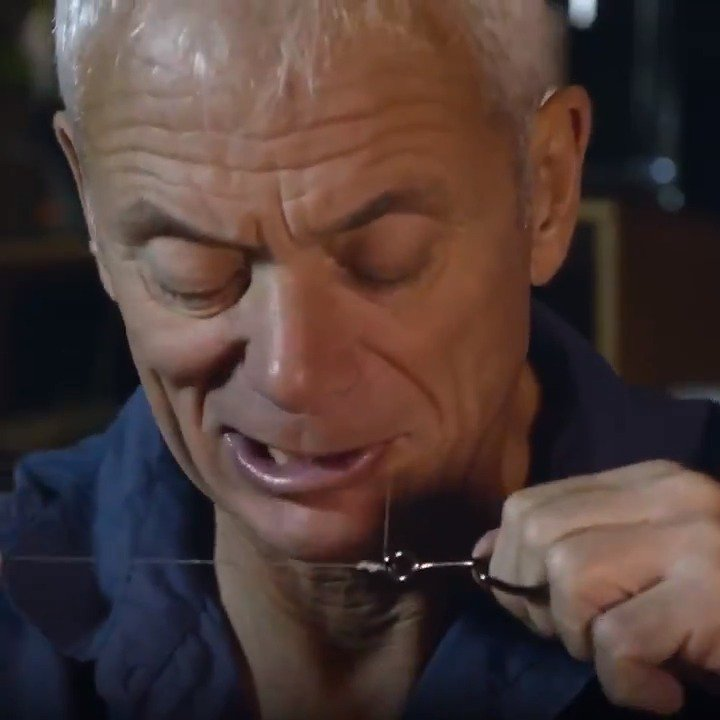 Get your fishing know-how straight from the source: Jeremy Wade takes us through making a half blood knot for his #KnotOn series! 🎣 https://t.co/e2bYTMqgOR