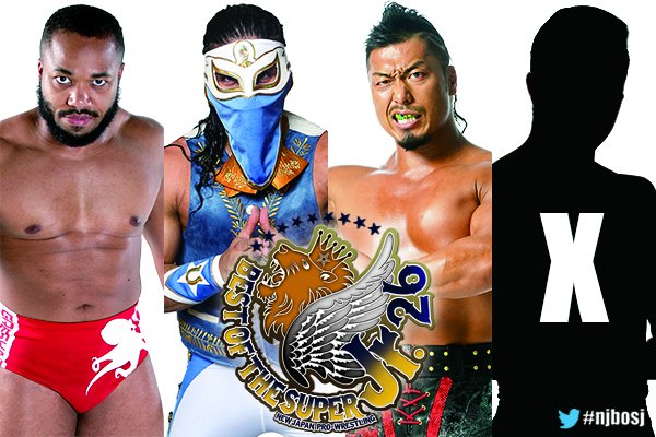 test Twitter Media - Best of The Super Juniors 26 entrants announced!  Bandido, Jonathan Gresham, Robbie Eagles and Shingo Takagi debut! Will Ospreay, Marty Scurll, Flip Gordon and Titán are also coming! Who is final entrant, X?  => https://t.co/Hh0PzdY20V   #njbosj #njpw https://t.co/VGCXfo9uYR