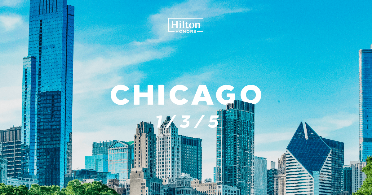 Image from HiltonHonors's tweet