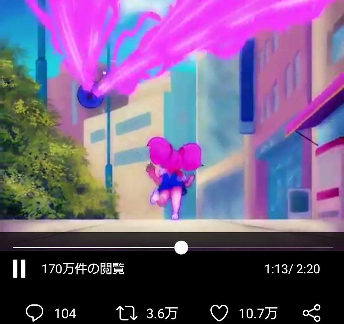 test ツイッターメディア - RT なんだろうこのドクロちゃんが天使の輪っか投げ飛ばされてトイレにダッシュするような走り方は… 目からビームでデ・ジ・キャラットも連想するあたり私はいにしえのオタク… https://t.co/1s0yJKl2Ca