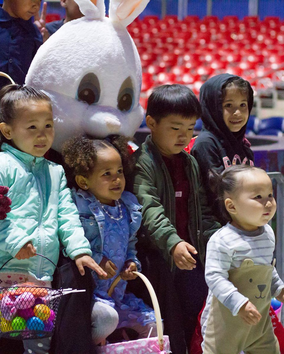 test Twitter Media - No BUNNY is more excited than #UniverSoulCircus *Ba Dum Tsss*   . . #badjokes https://t.co/T9YLMXgTPk