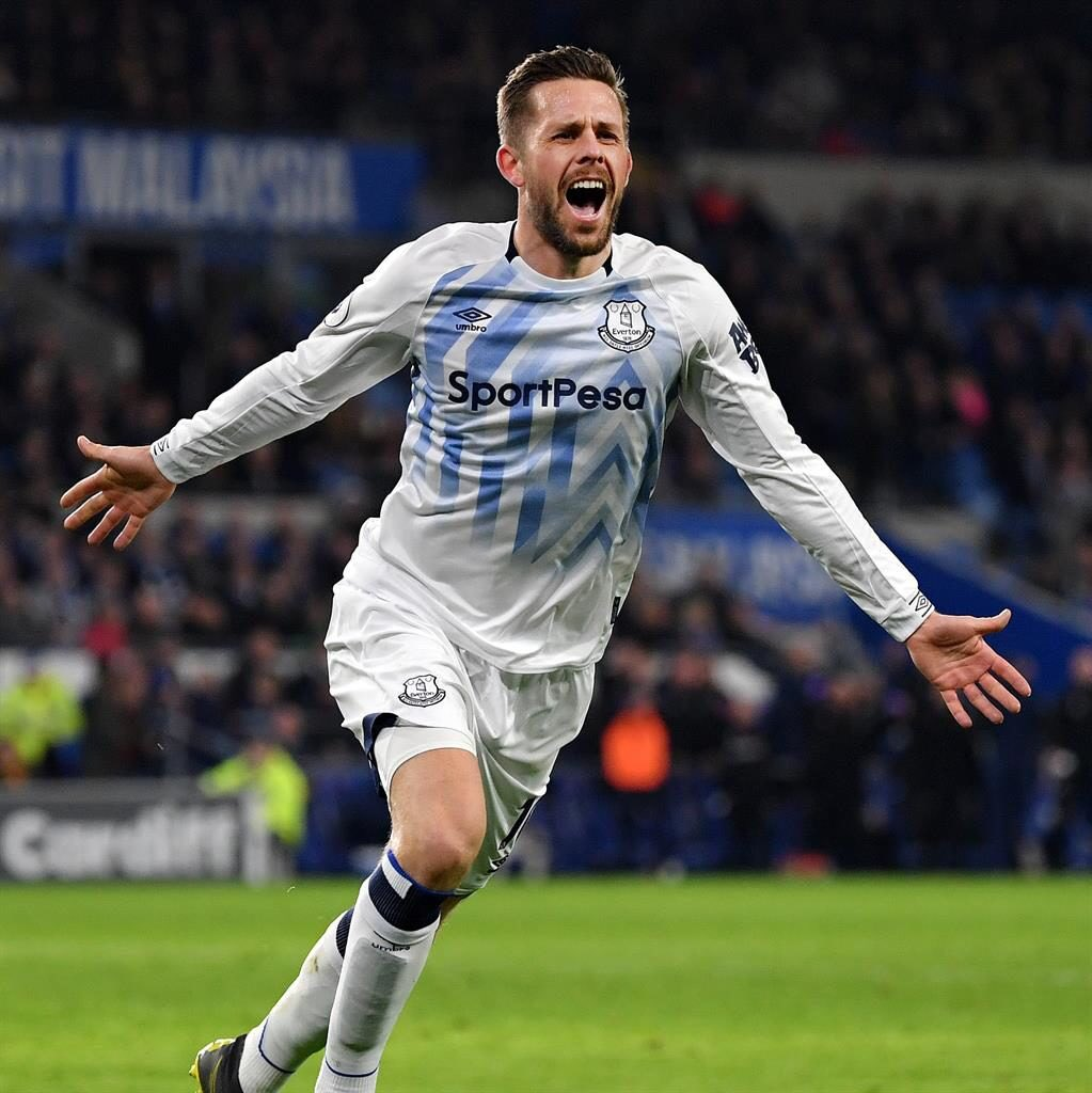 Attacking Midfielders: 1st: Gylfi Sigurdsson 2nd: James Maddison 3rd: Miguel Almiron 4th: Will Hughes 5th: Max Meyer https://t.co/O9P4paWVcl