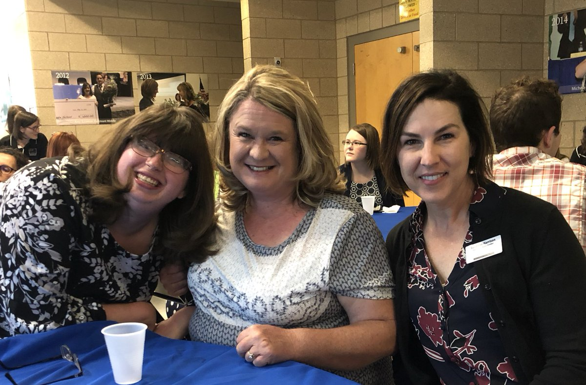 test Twitter Media - Congratulations to @AltaViewElem's Teacher of the Year: Ms Cornia! I'm especially grateful to her as she taught my kids in kindergarten. She is an amazing educator. 👏💙 #uted https://t.co/jzocjjmFaR