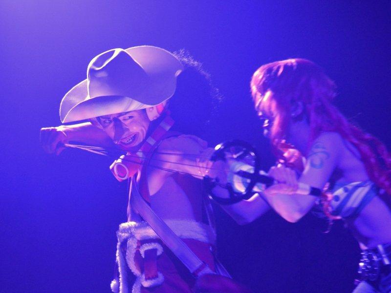 test ツイッターメディア - 東京ワンピースタワー Marionette 4/24 11時 三小田くんウソップ https://t.co/5lUVVnda5T