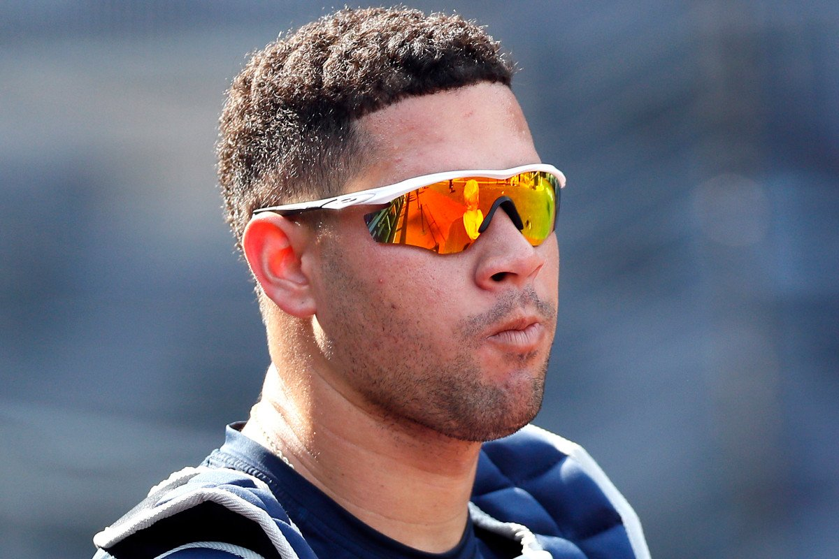 Aaron Boone: Gary Sanchez is good to go for Yankees https://t.co/OR2BUNn4Vd https://t.co/I1CouRqAgV