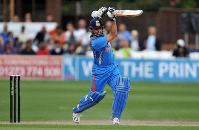 Wishing a Very Happy Birthday to the Sachin Tendulkar. He is my all time favourite.