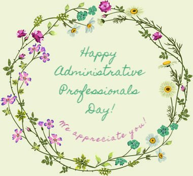 test Twitter Media - RT @959chfm: We appreciate you! Happy Administrative Professionals Day! https://t.co/ulzsu7kPmu