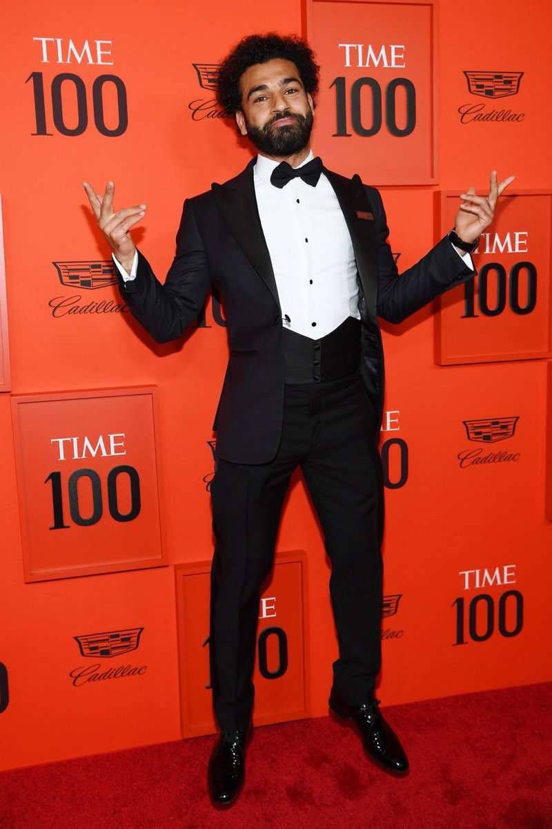RT @MoSalah: #Time100 @TIME https://t.co/J4WGgLeQxu