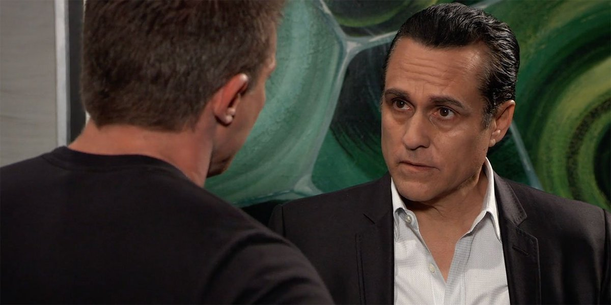 test Twitter Media - Sonny's done playing games, West Coast. It's time to rid Port Charles of Shiloh and Dawn of Day for good. A dramatic, new #GH starts RIGHT NOW on ABC! @MauriceBenard https://t.co/VLQ89sveUb
