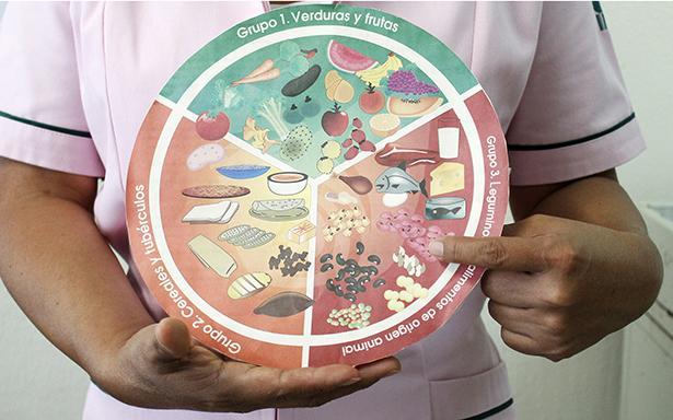 RT @IMSS_Mor: Mediante hábitos saludables se puede alcanzar una alimentación correcta https://t.co/resF9sRb5m https://t.co/RakLilKqWg