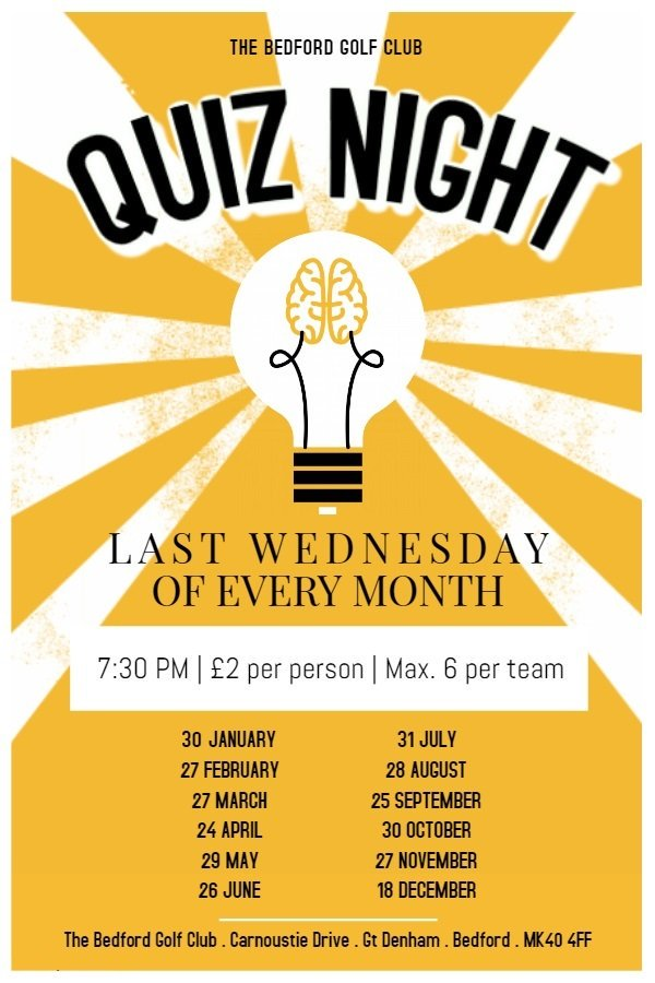 test Twitter Media - Hard couple of days back at work after the bank holiday?   Why not join us this evening for some midweek fun? Get a team together, get some drinks in and put your brains in gear for QUIZ NIGHT!  Only £2 entry per person with maximum teams of 6.  See you tonight!  #QuizNight https://t.co/06DWdPxqWF