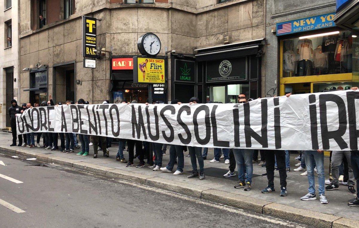 #MilanLazio
