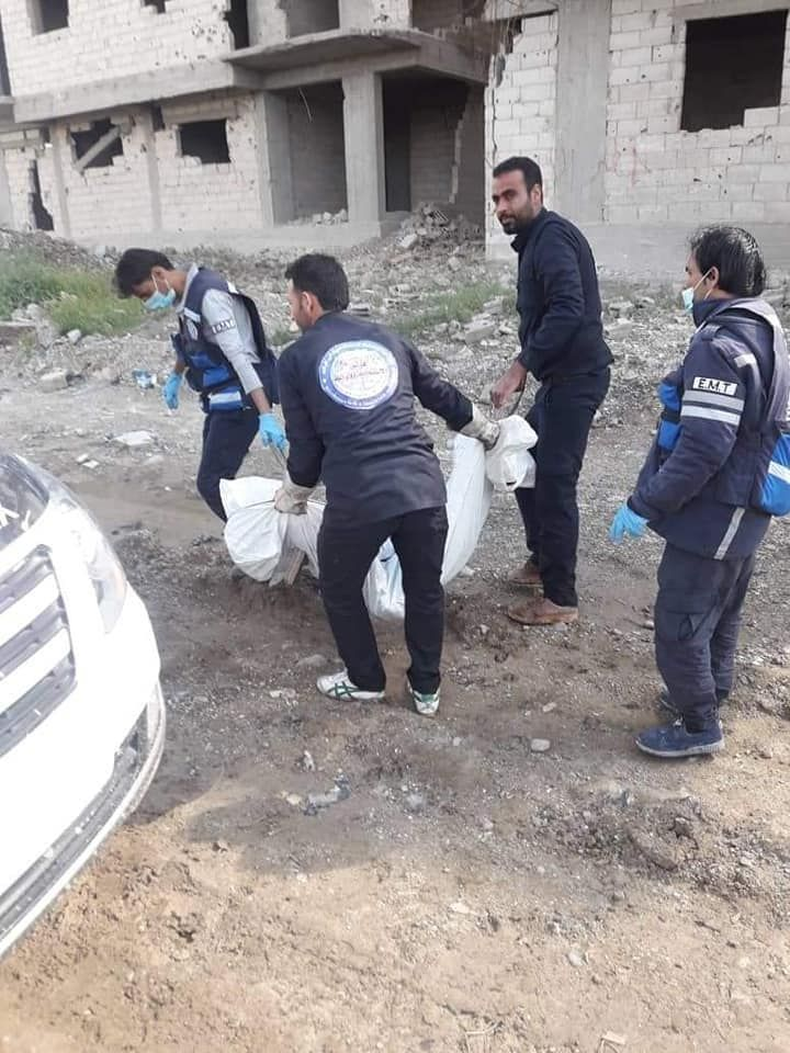 test Twitter Media - The death of a #child and two #women in the explosion of a #landmine in al Nour Street in #Raqqa city, Apr 22. We are unable to identify the responsible party as of this writing. #Syria https://t.co/AdwC2fA7bX https://t.co/HnRcVcbQ64