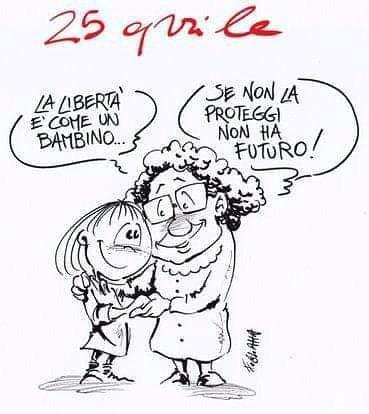 #FestadellaLiberazione