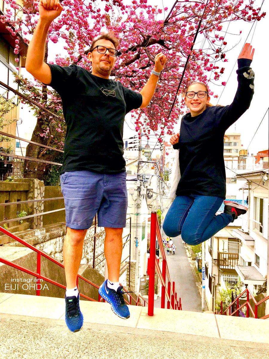 test Twitter Media - Spring has come to kiminonawa stairs😆❣️ https://t.co/WxOKvVOSCm  #モデル #君の名は #カメラ女子 #mitsuha #yourname #カップルフォト #portrait  #cherryblossoms  #桜  #japananime #anime #kawaii #model #你的名字 #東京カメラ部 #cosplayer  #너의이름은 #kiminonawa #日本游 #聖地巡禮 https://t.co/5DxUnvVB6E