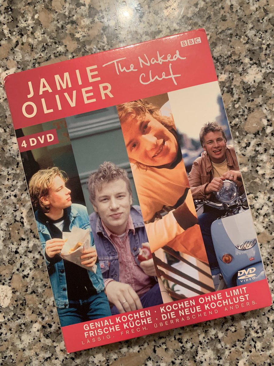 RT @sguetg: 20 years since the first #TheNakedChef well classy! @jamieoliver ✊????you hugely inspired me! https://t.co/L2j7bqjEMl