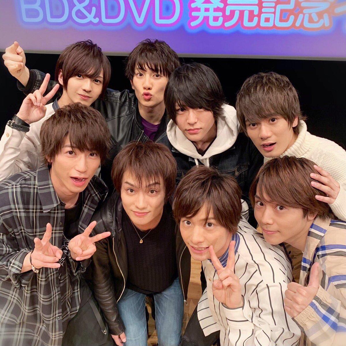 test ツイッターメディア - あんステフェス DVDリリースイベント in 大阪 御来場くださり ありがとうございました..!!!  こうして想い出を噛み締められる時間を設けてもらえることが幸せです  末永く、あんステが これからも皆さまに愛され 続いていける舞台であることを祈り バトンを繋いでいきたいと思えた時間でした!⚓︎ https://t.co/5hiTPJViPL