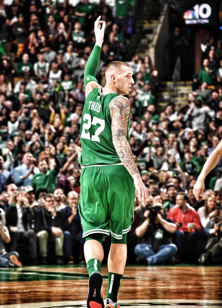 RT @dtheis10: Playoffs !!! 💯☘️💪🏼 #CUsRise #Celtics https://t.co/J2WFRqLk5j