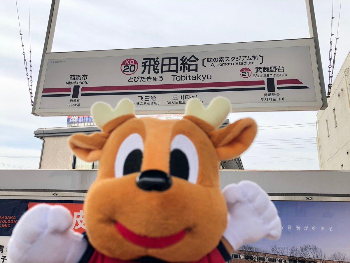 test ツイッターメディア - 【4/14 FC東京戦】#antlers #kashima #WATCHDAZN  アントンが味の素スタジアムに到着!  アウェイは、#DAZN でともに戦いましょう!今なら、1ヵ月無料です!: https://t.co/MkLJCwuHsf https://t.co/2FN29btKtp