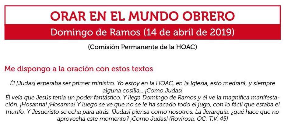 RT @RovirosaG: Domingo de Ramos https://t.co/CRWKJwrz8O #ClippedOnIssuu via @Issuu https://t.co/V5WCZbGbqi