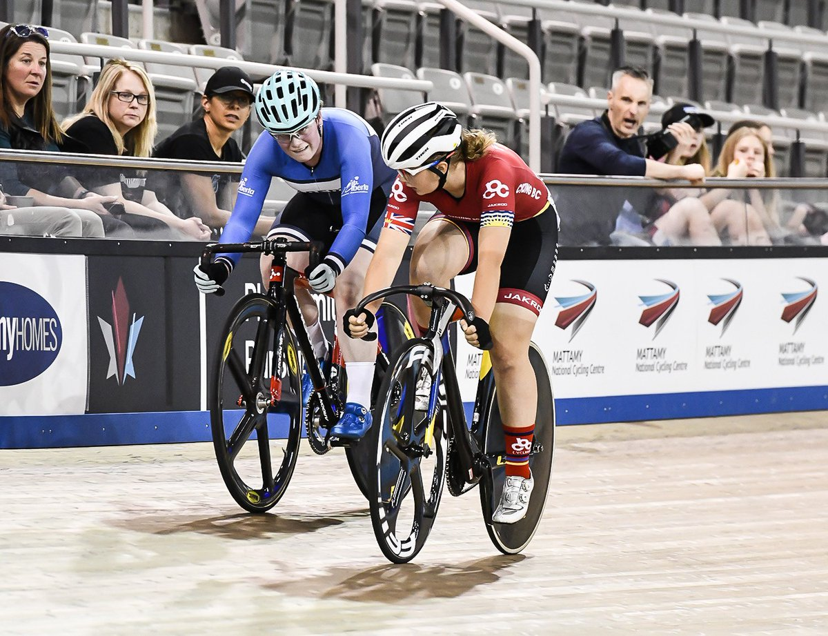 test Twitter Media - Finishing off the #cantrackchamps with our personal favourites - the team events! Tune in to watch the Team Pursuit, Team Sprint, Madison and TT or come watch live at the @MattamyVelo!  📺 https://t.co/haxsKyWJLC … https://t.co/PEjGwi19PK