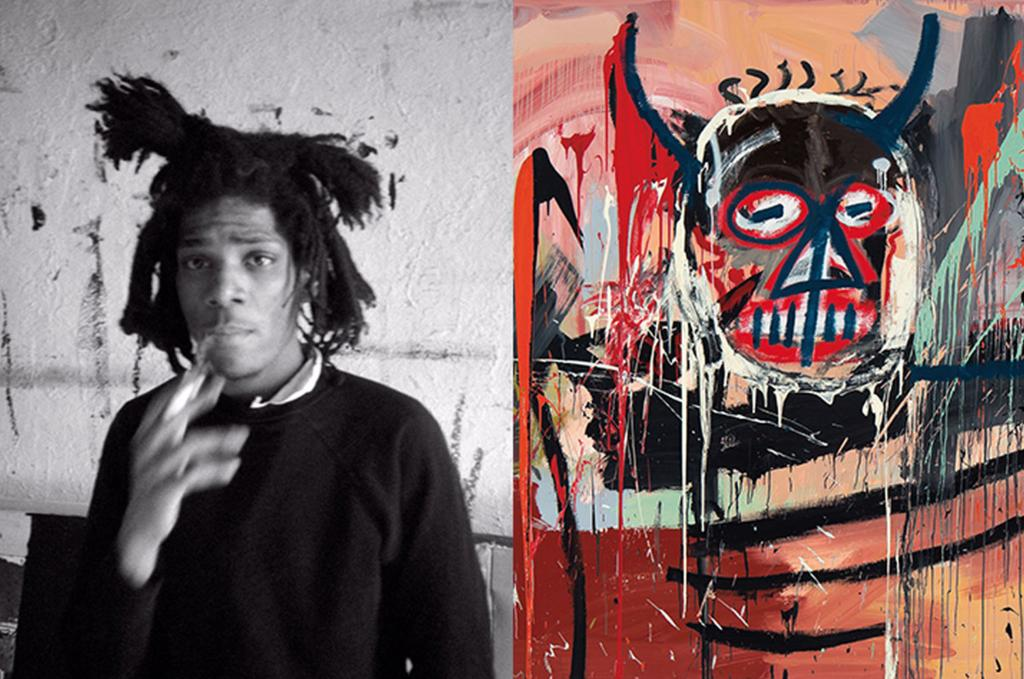 Jean-Michel Basquiat, on painting:
