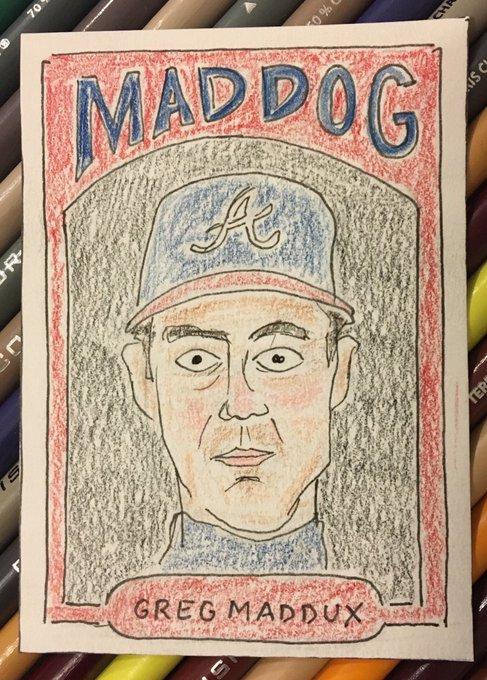 Happy Birthday Greg Maddux