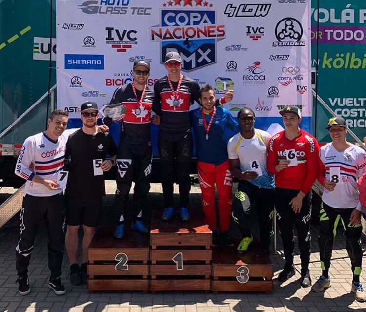 test Twitter Media - Double gold and silver for our BMX National Team athletes in 🇨🇷!   Congrats to @_drewmechielsen & @alextougas122 for claiming the top spot 🔥 https://t.co/28MXmYCIfe