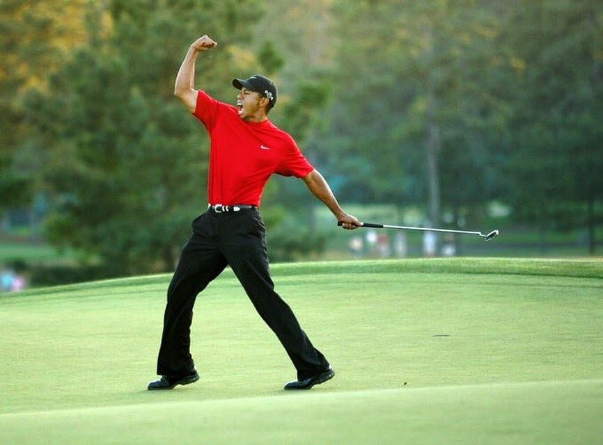 The greatest come back in the history of sports! Congrats @TigerWoods!!!! ????✨ https://t.co/mbai9RVD7G