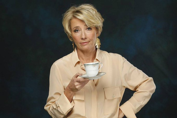 HAPPY BIRTHDAY EMMA THOMPSON - 15. April 1959. Paddington, London, England, UK