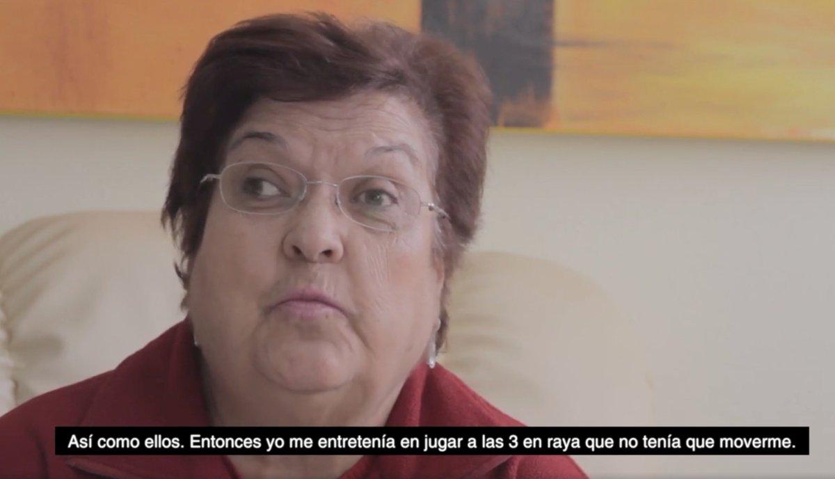 test Twitter Media - #ElijoNoCaer nuevo vídeo de #LaExperienciaEsUnGrado protagonizado en esta ocasión por Dolores Marín, de 71 años y residente de la residencia #Amavir Las Hazas en Hellín, un ejemplo de valentía y superación: https://t.co/E5c9NCjjYG https://t.co/nzPoGsxADL
