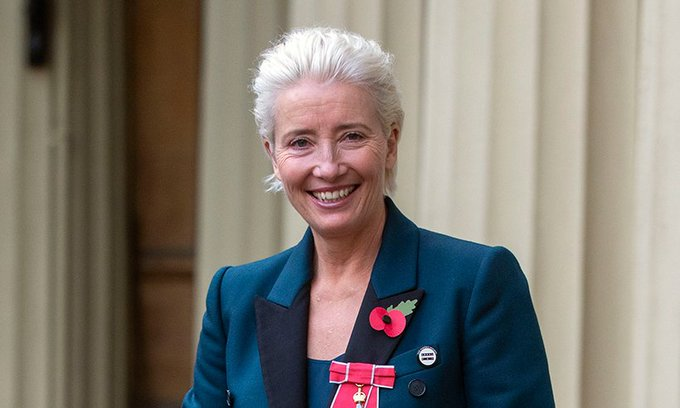 Happy birthday, Emma Thompson 60