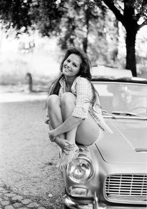 Happy Birthday to Claudia Cardinale who turns 81 today!